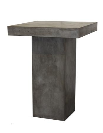Dessau Bar Table Grey