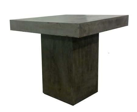 Dessau Dining Table Grey
