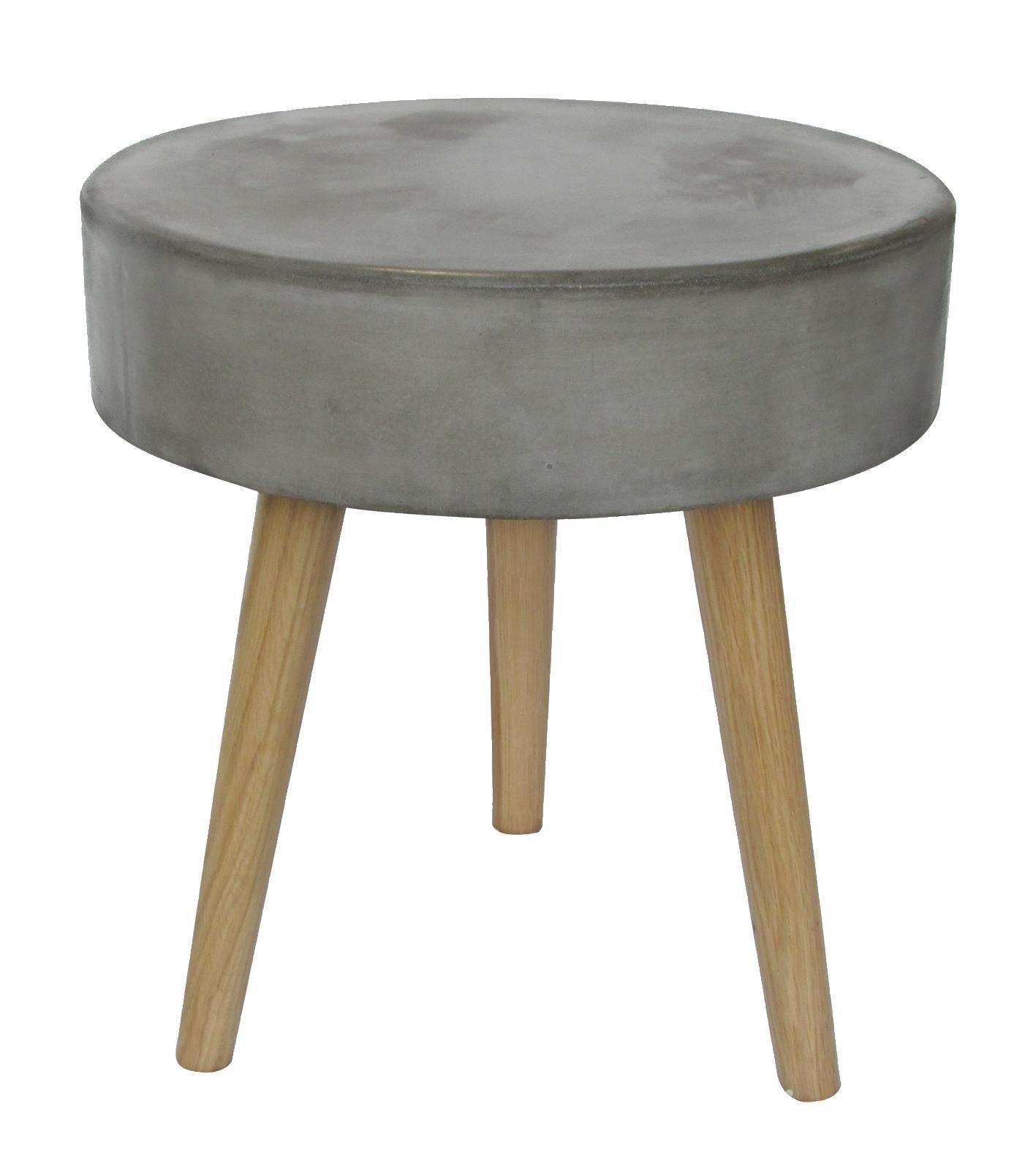 Aspen Mini Table Black Ø40