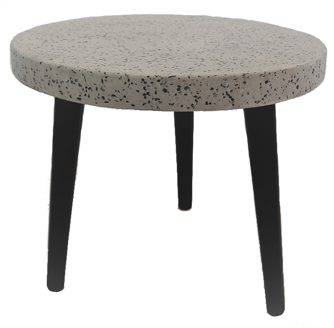 Aspen Round Table Terazzo