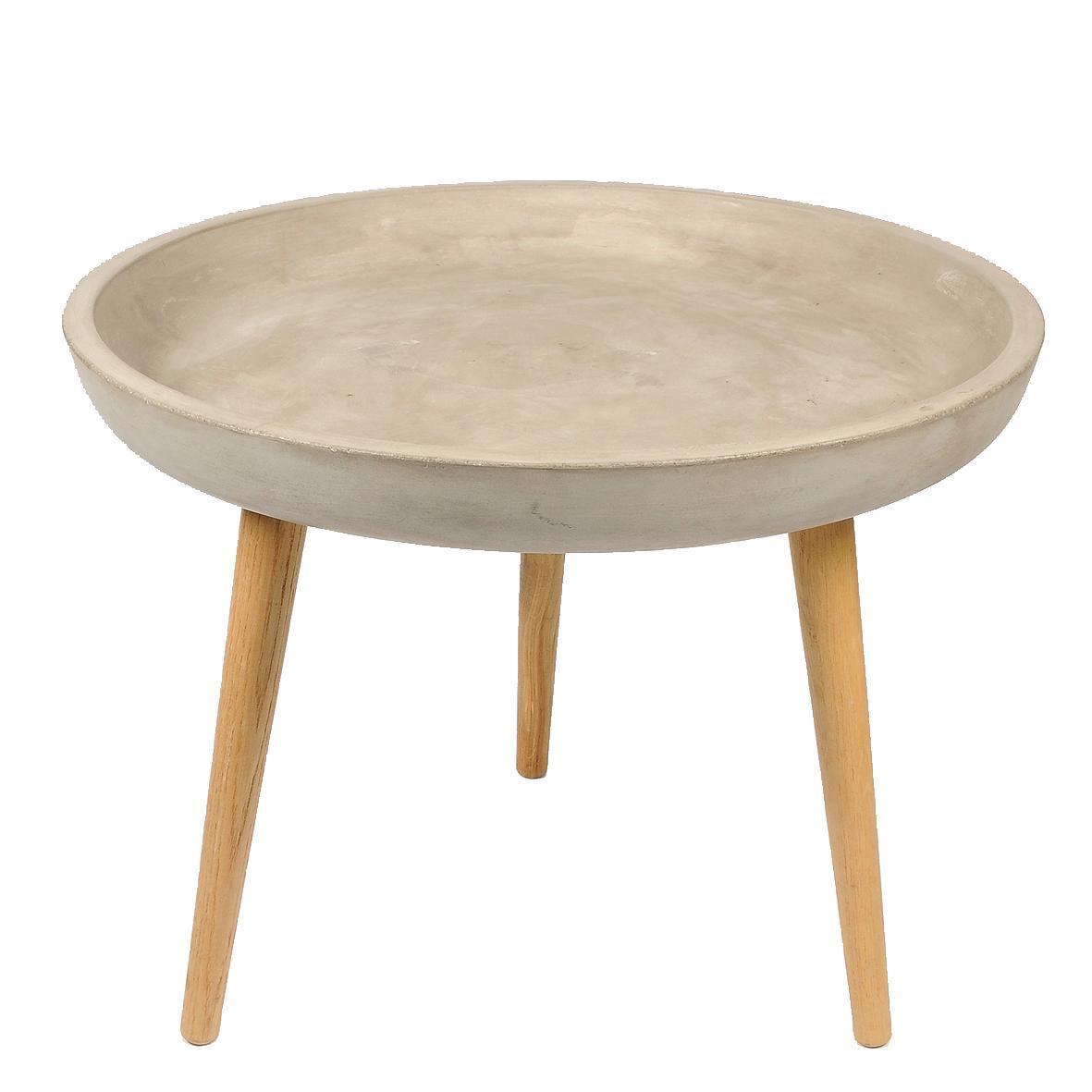 Aspen Tray Table Ø50
