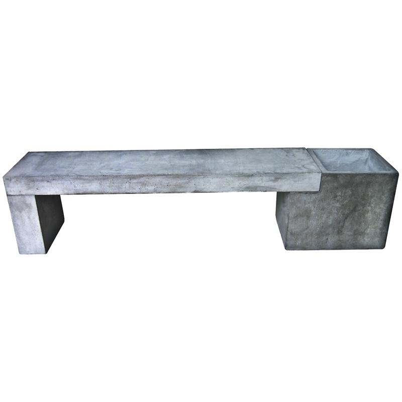Urbis bench grey