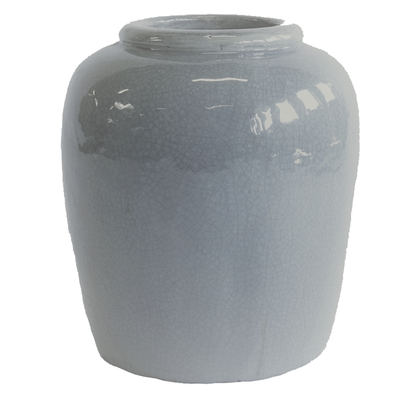 Vietnam Jar Light Blue