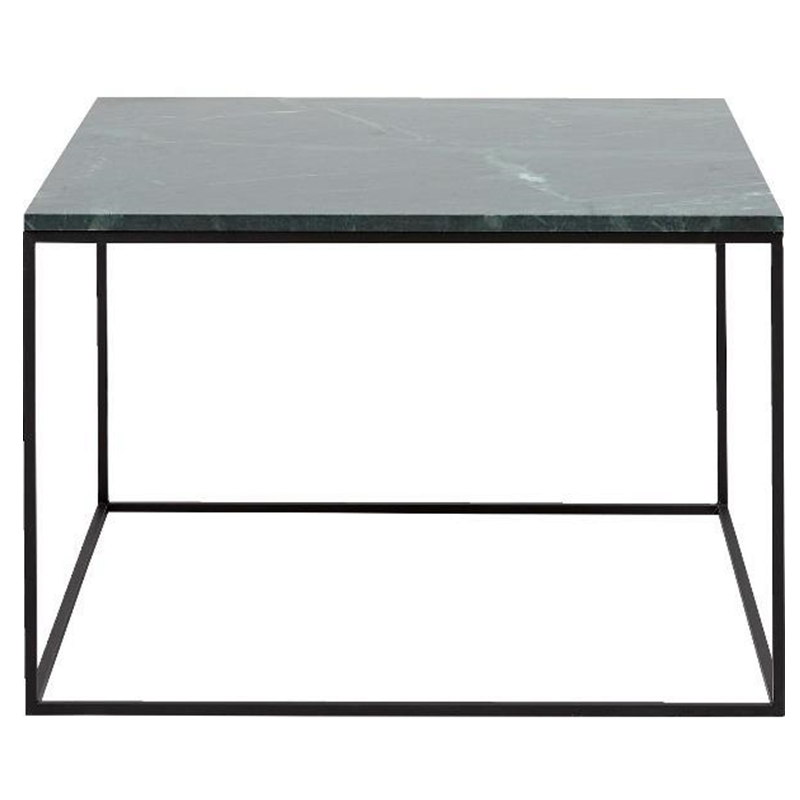 Coffee Table Green Marble