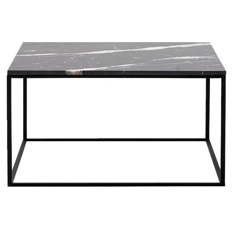 Coffee Table Black Marble