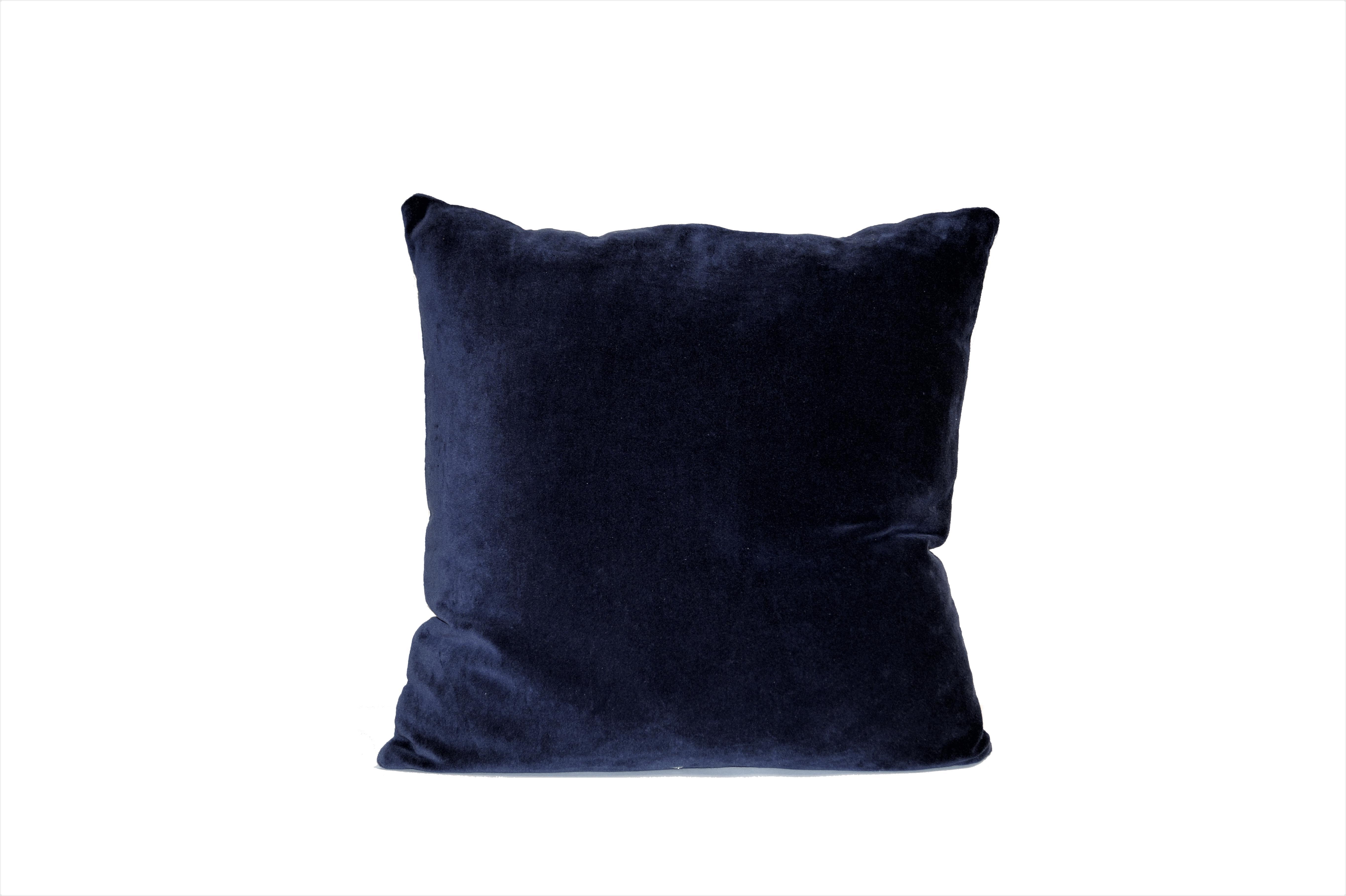 Pillow Dark Blue