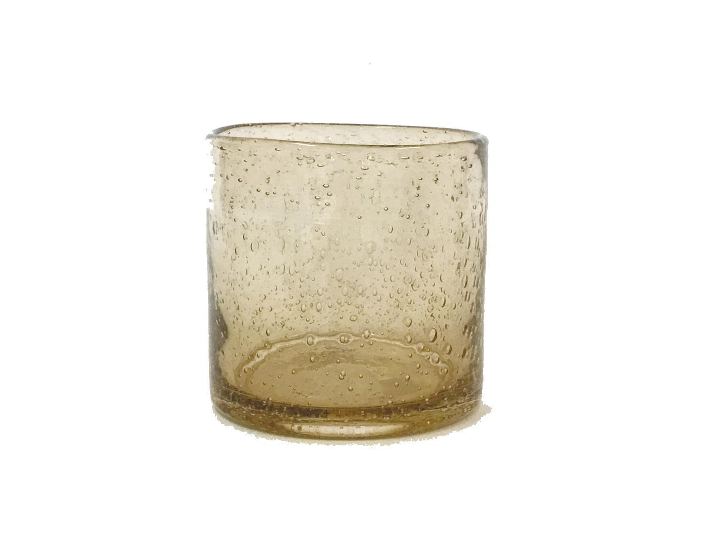 Glass Bubble Umber L