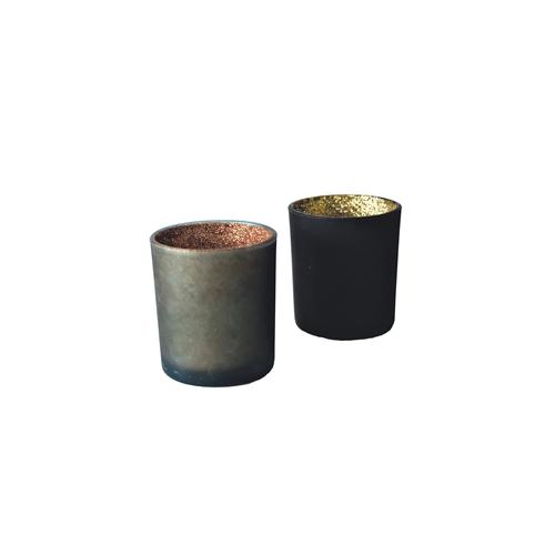 Candleholder Sparkling Mix