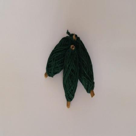 Flaxcord Dark Green