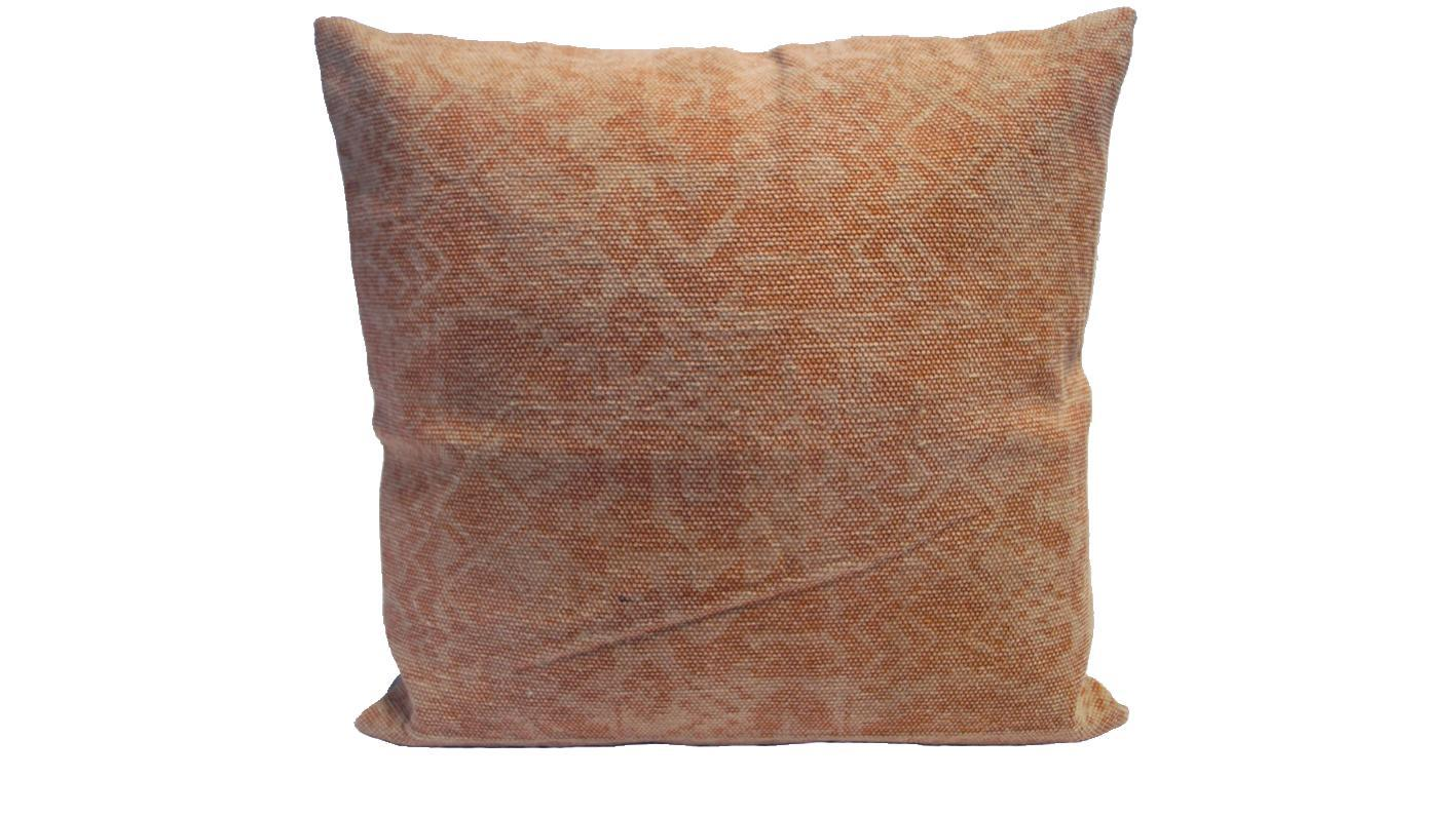 Pillow Dusty Umber Pattern