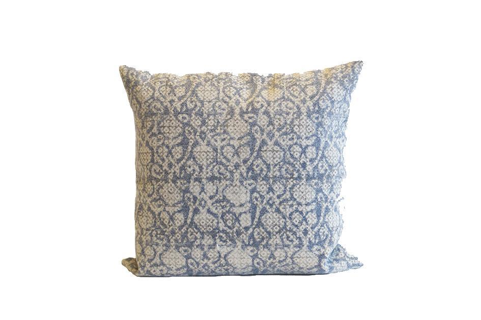 Pillow Blue Pattern