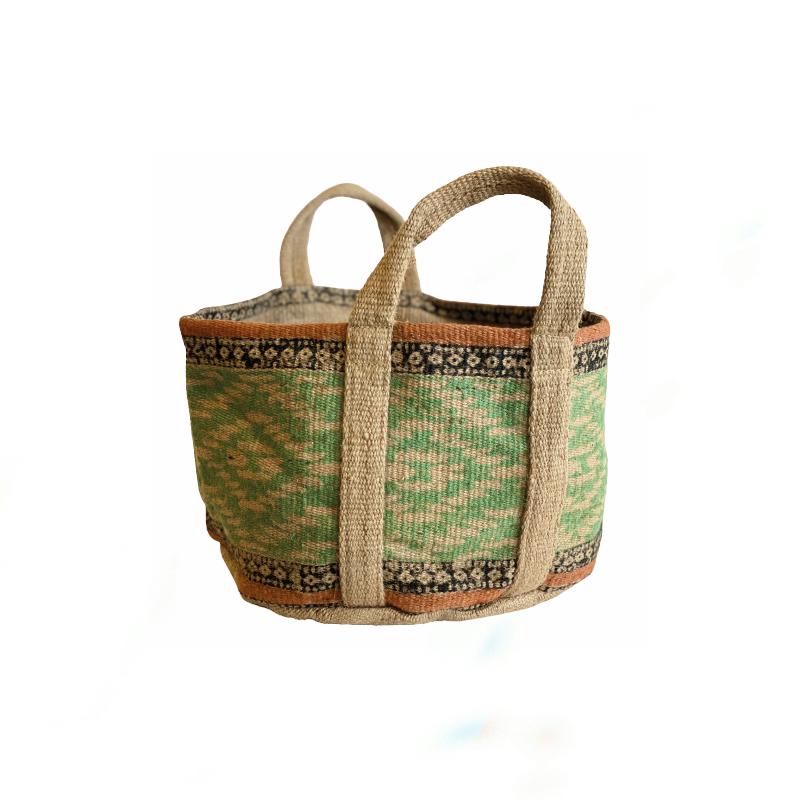 Bag Jute Green