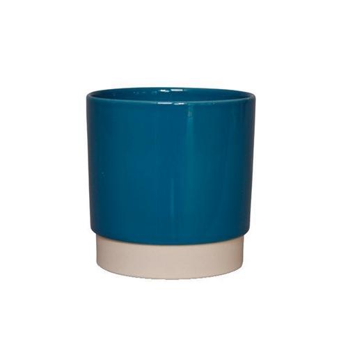 Classic Pot Deep Blue