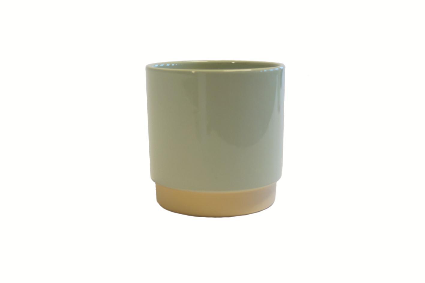 Classic Pot Light Green