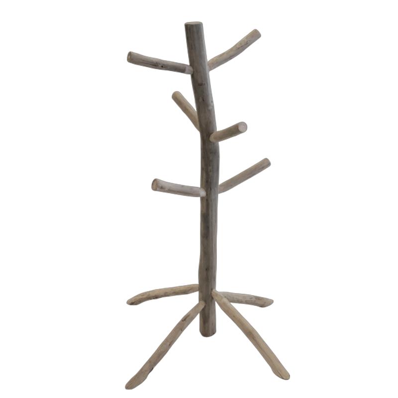 Wooden Dresser Nature Tall