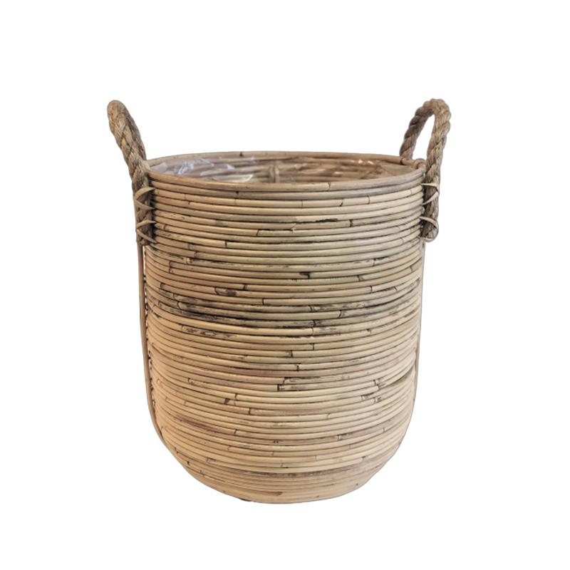 Basket Stripe Blond set 3