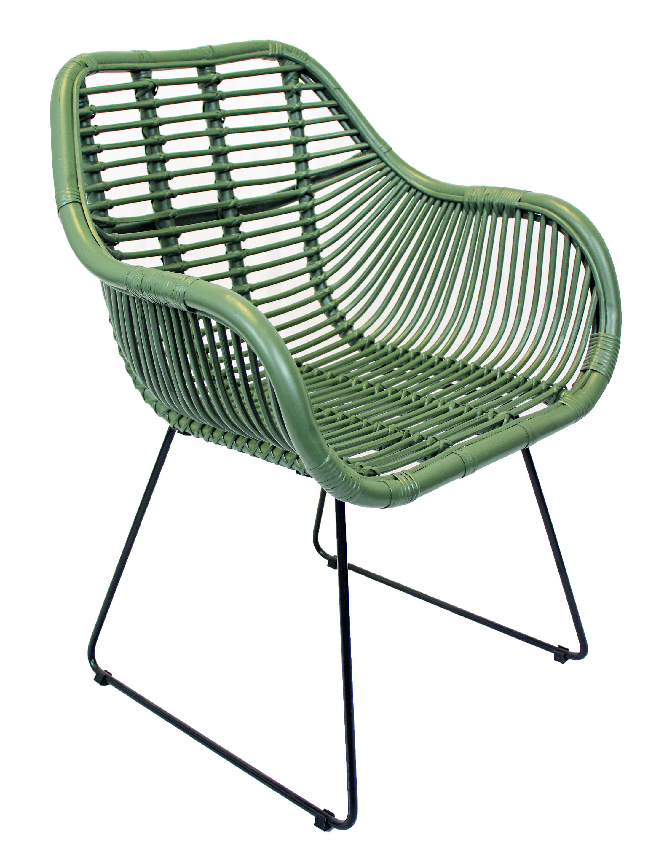 Dining Chair Green indoor