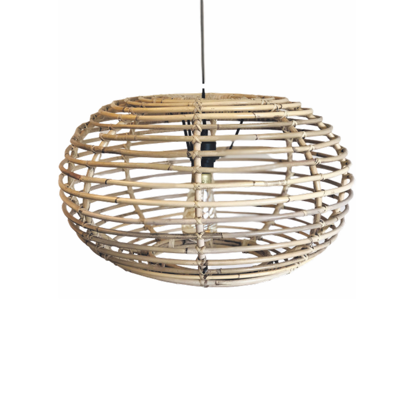 Lampshade Rattan Blond