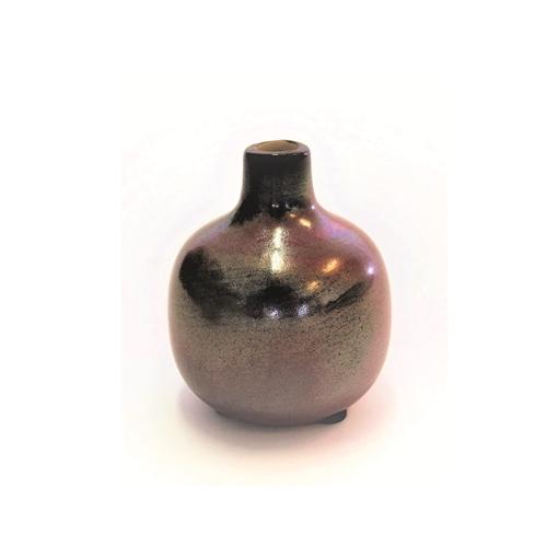 Medina Vase, Dark Red