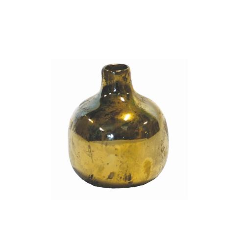 Medina Vase Gold