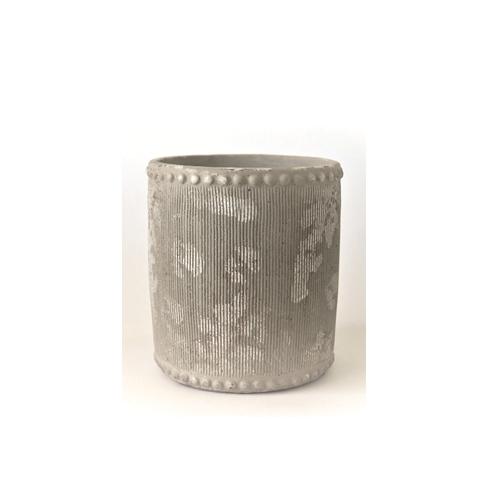 Asta Pot, Antique Copper