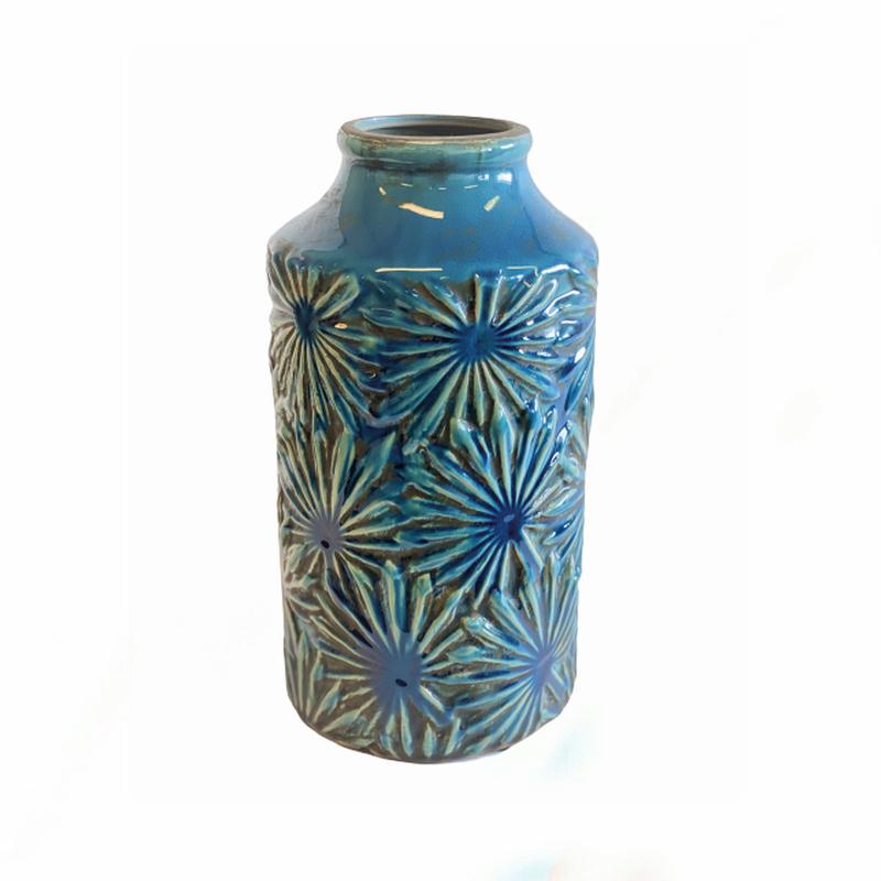 Smilla Vase Ocean Blue