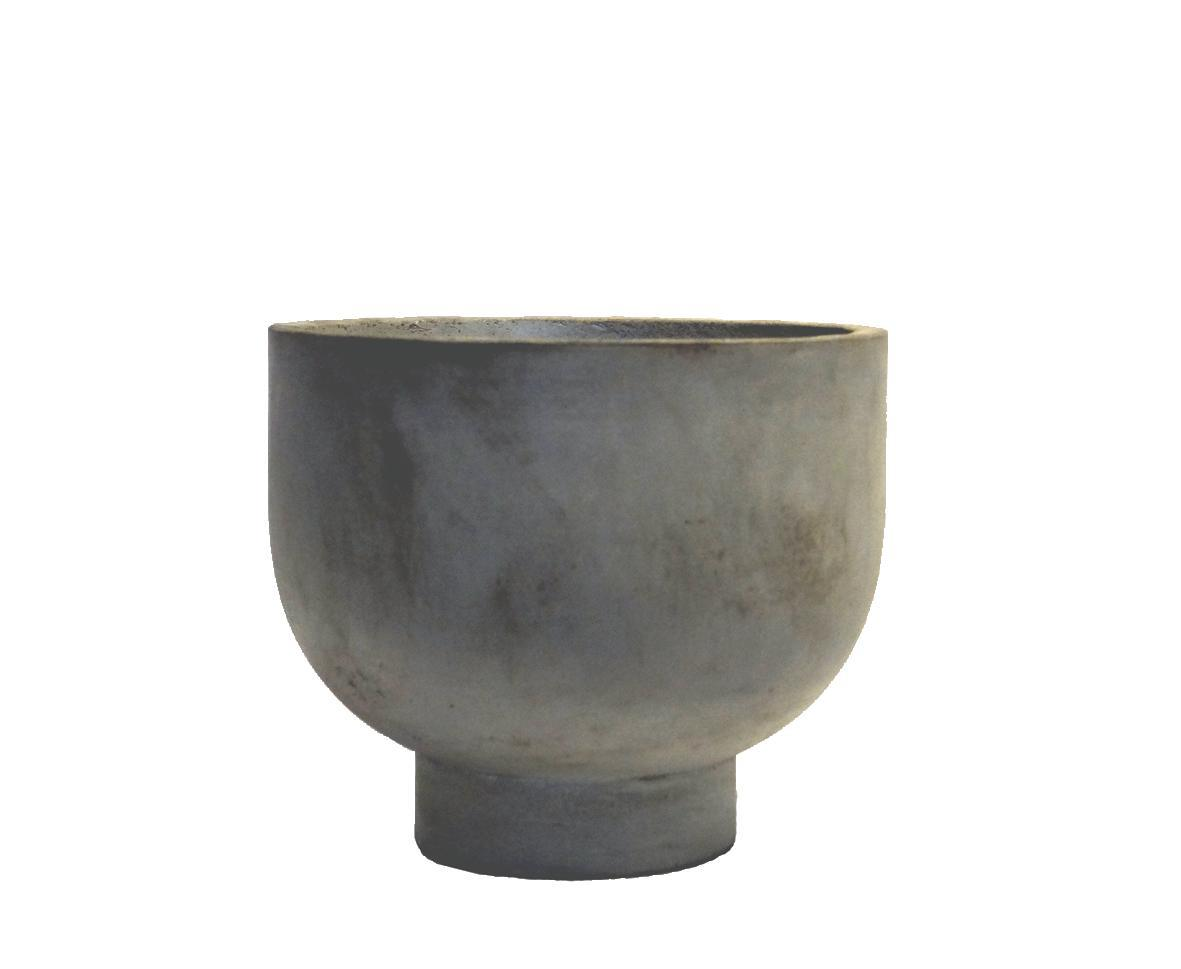 Rom Pot S Grey