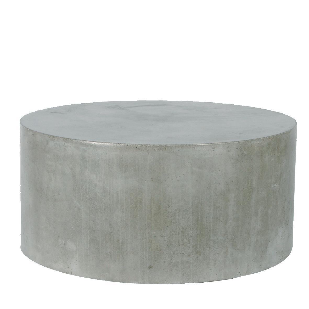 Delano Lounge Table Ø58 Grey