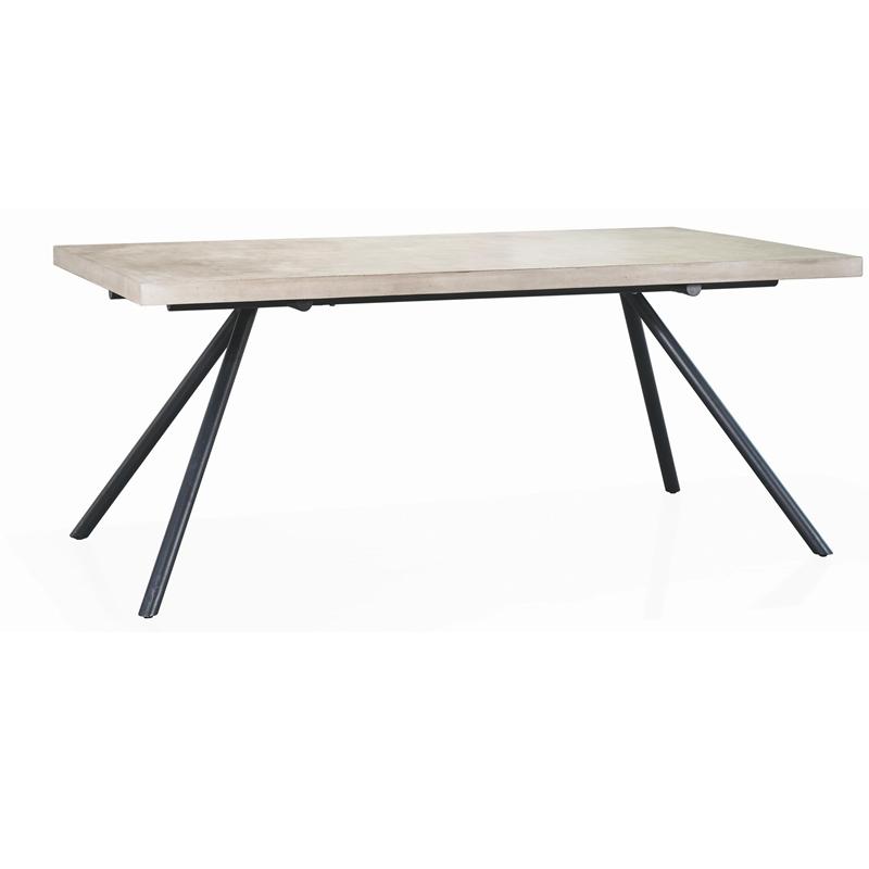 Sia Table Grey L.225 cm
