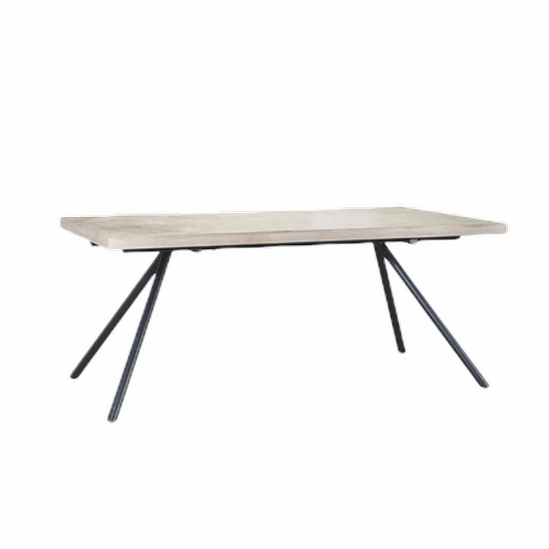 Sia Table Grey L.185 cm