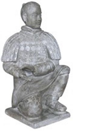 Warrior Sitting H36