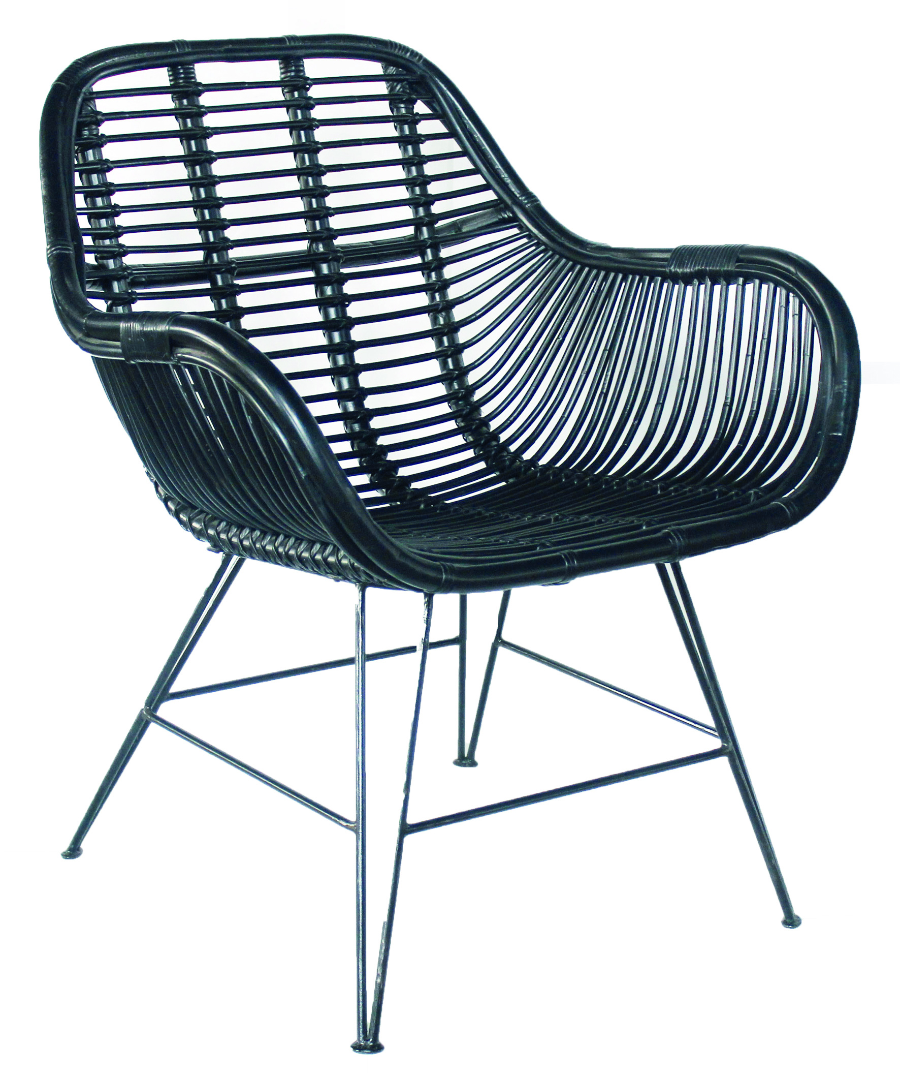 Dining Chair Black indoor