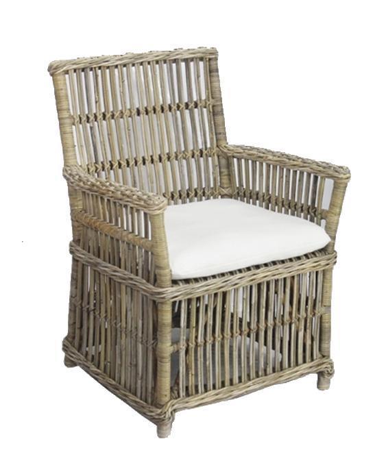Chair Monaco incl. cushion