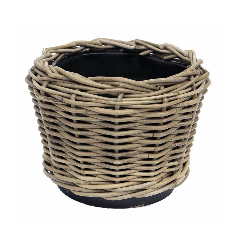 Basket Drypot Round Ø29