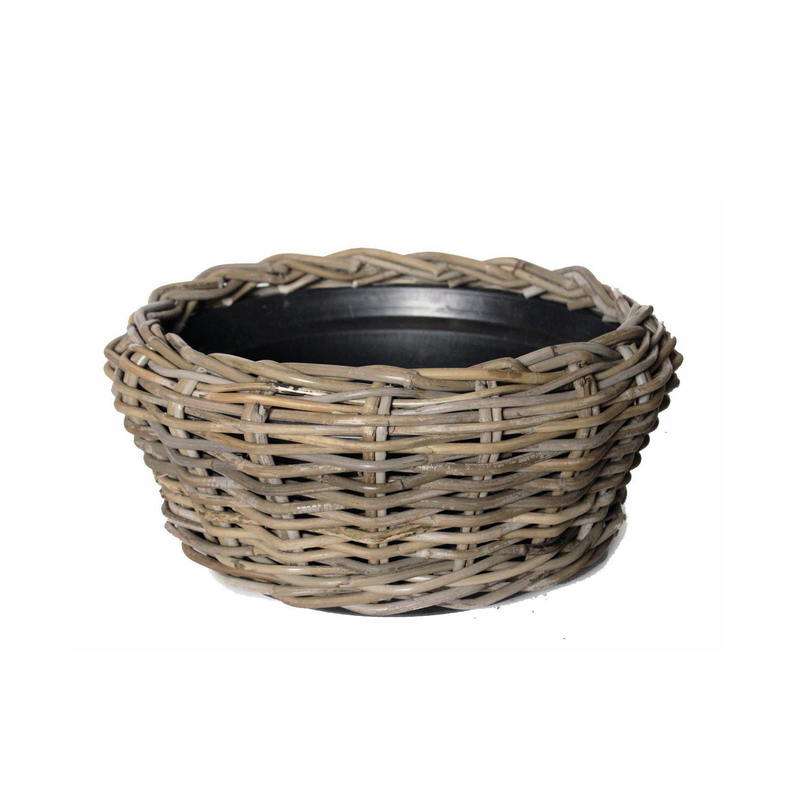 Basket Drypot Bowl Low Ø32