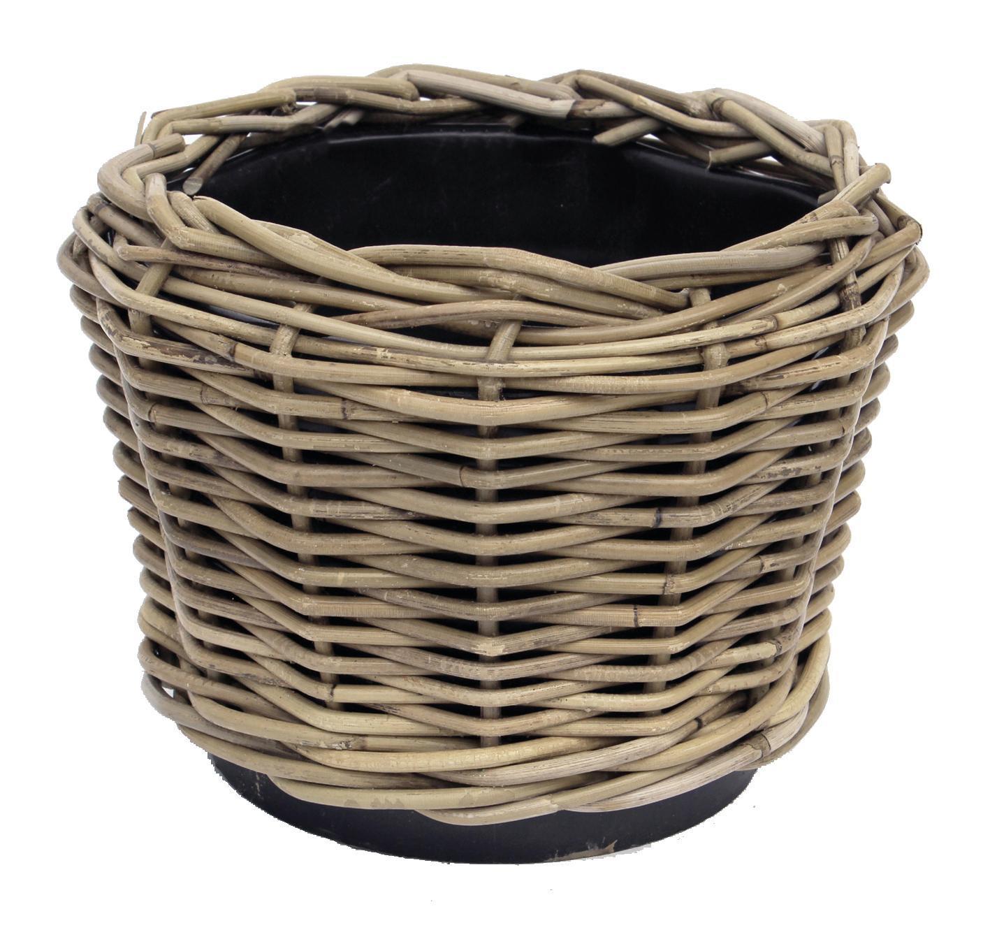 Basket Drypot Round  Ø34