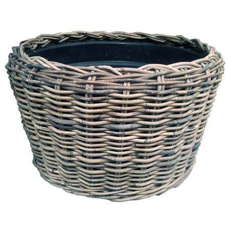 Basket Drypot Round
