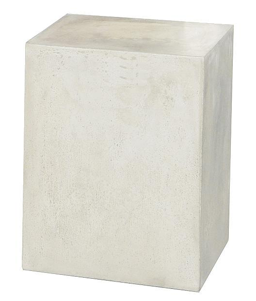Cube Table Ivory H45