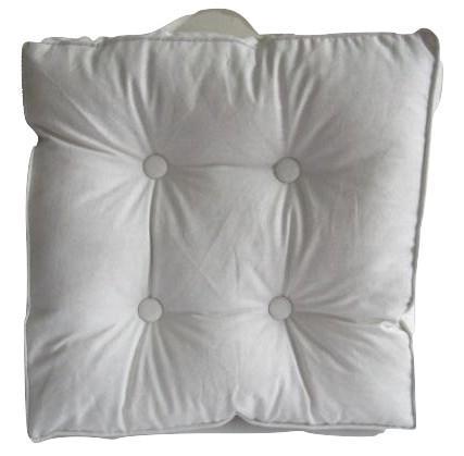 Cushion Box Ivory